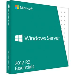 Microsoft Windows Server 2012 R2 Essentials 64 Bit Deutsch OEM/SB 2 CPUs
