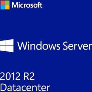Microsoft Windows Server 2012 R2 Datacenter 64 Bit Deutsch OEM/SB 2 CPUs