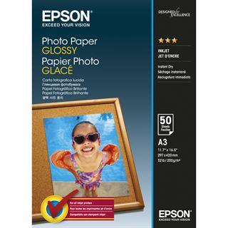 Epson C13S042537 Fotopapier 29,7x42,0 cm (50 Blatt)