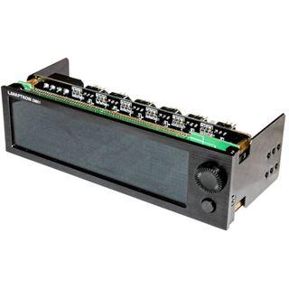 LAMPTRON CW611 6-Kanal Lüftersteuerung für Wasserkühlung (LAMP-CW0611B)