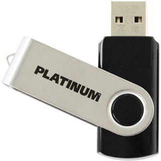 128 GB Platinum TWS schwarz USB 2.0