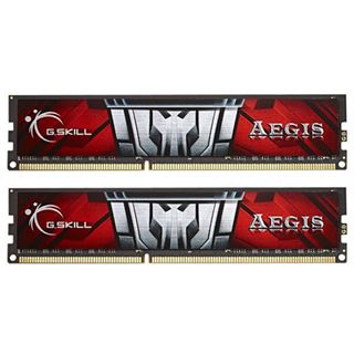 16GB G.Skill Aegis DDR3-1600 DIMM CL11 Dual Kit