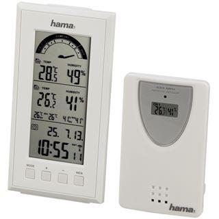 Hama EWS-502 Elektronische Wetterstation