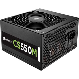 550 Watt Corsair CS Series Modular 80+ Gold