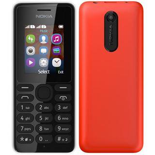 Nokia 106 rot
