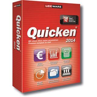 Lexware Quicken 2014 - Vorteilsedition Deutsch Finanzen Vollversion PC (CD)
