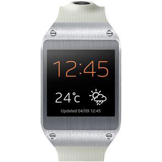 Samsung Smartwatch Galaxy Gear weiß-silber