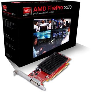 512MB Sapphire FirePro 2270 Passiv PCIe 2.1 x16 (Retail)