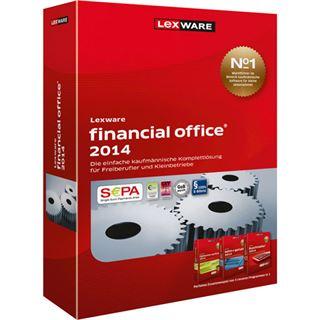Lexware Financial Office 2014 Deutsch Finanzen Vollversion PC (CD)