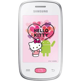 Samsung Galaxy Pocket Neo S5310 Hello Kitty 4 GB weiß