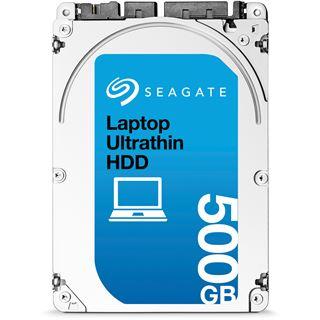 """500GB Seagate Laptop Ultrathin HDD ST500LT032 16MB 2.5"""" (6.4cm) SATA 6Gb/s"""