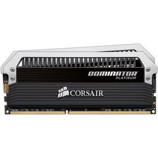 8GB Corsair Dominator DDR3-2666 DIMM CL12 Dual Kit