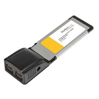 Startech EC1394B2 2 Port Express Card 34 retail