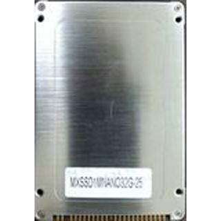 "64GB Mach Xtreme Technology MX-Nano 2.5"" (6.4cm) IDE 44-pin MLC (MXSSD1MNANO25-64G)"
