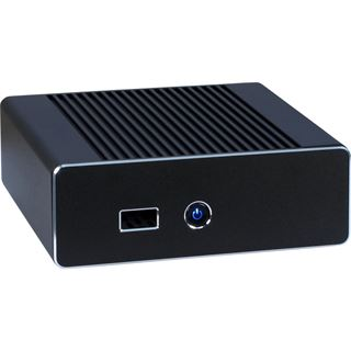 Inter-Tech IT-3900 NUC UCFF 60 Watt schwarz