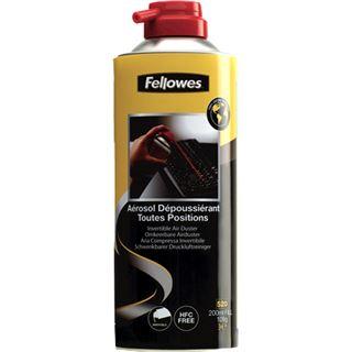 (€2,10*/100ml) Fellowes GmbH Universal Druckluftreiniger 200ml Spraydose (9974805)