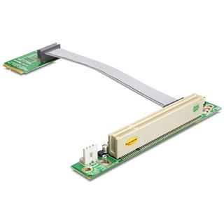 DELOCK MiniPCIe Riser-Karte > PCI 32bit