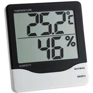 TFA 30.5002 Elektronisches Thermohygrometer - Zubehör Batterien/Akkus