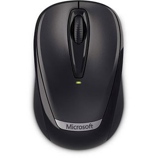 Microsoft Mobile Mouse 3000 USB schwarz (kabellos)