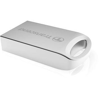 16 GB Transcend JetFlash 510 silber USB 2.0