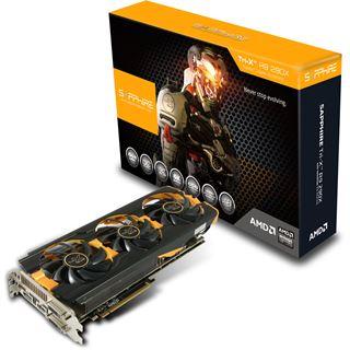 4096MB Sapphire Radeon R9 290X Tri-X OC Aktiv PCIe 3.0 x16 (Full Retail)