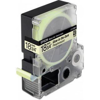 Epson LC-5ZBU1 phosphoreszierend Etikettenkassette (1 Rolle (1.8 cm x 1,5 m))