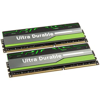 8GB Avexir Blitz Series Green LED G1.Sniper DDR3-1600 DIMM CL9 Dual Kit
