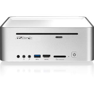 ASRock Vision HT 420D/W weiß Mini PC