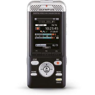 OLYMPUS DM-901 Audio Recorder mit MP3