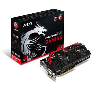 4096MB MSI Radeon R9 290 Gaming 4G Aktiv PCIe 3.0 x16 (Retail)