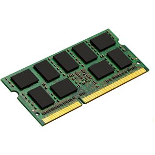 4GB Kingston ValueRAM DDR3L-1333 ECC SO-DIMM CL9 Single