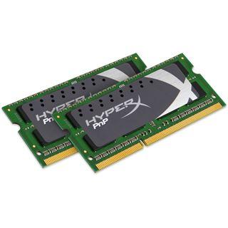8GB Kingston HyperX PnP LoVo DDR3-1866 SO-DIMM CL11 Dual Kit