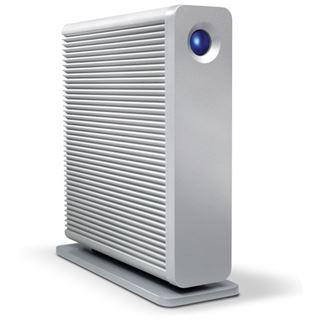 """5000GB LaCie d2 Quadra 9000481EK 3.5"""" (8.9cm) 2x Firewire 800/eSATA/USB 3.0 silber"""