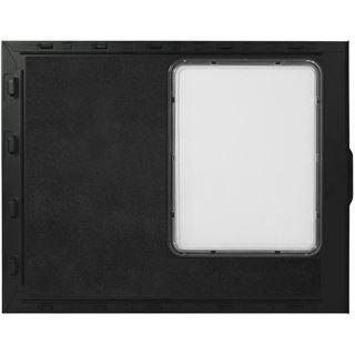 Nanoxia schwarzes Seitenteil mit Fenster für Deep Silence 2 (DS2WIB)