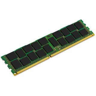16GB Kingston ValueRAM DDR3-1600 regECC DIMM CL11 Single