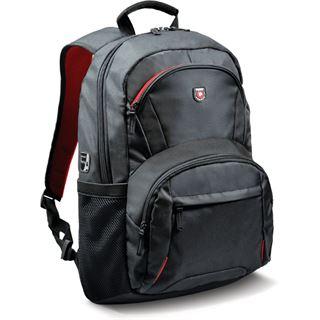 """Port Notebook Rucksack Houston 39,6cm (15,6"""") schwarz"""