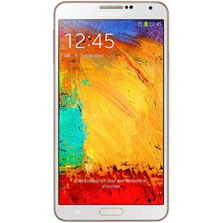 Samsung Galaxy Note 3 N9005 LTE 32 GB weiß/gold