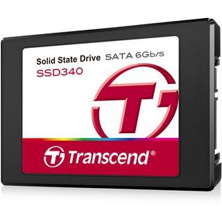 "128GB Transcend SSD340 2.5"" (6.4cm) SATA 6Gb/s MLC synchron (TS128GSSD340)"