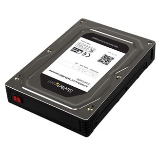 """Startech 2,5"""" auf 3,5"""" Festplattenadapter für HDD/SSD bis 12,5mm (25SAT35HDD)"""
