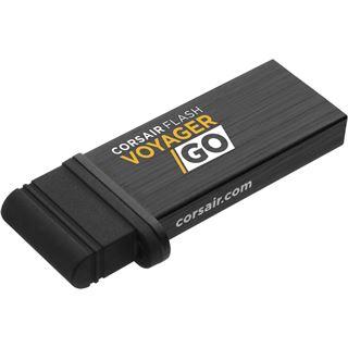 64 GB Corsair Flash Voyager GO schwarz USB 3.0 und microUSB