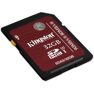 32 GB Kingston UHS-I U3 SDHC Class 10 Retail