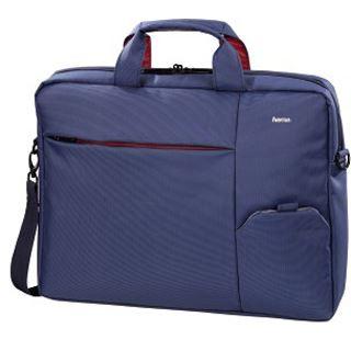 Hama Notebook-Tasche Marseille, für Displaygrößen bis 40 cm (15,6), Blau