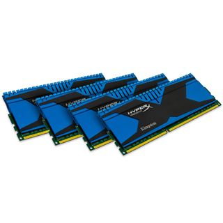 16GB HyperX Predator T2 DDR3-1866 DIMM CL10 Quad Kit