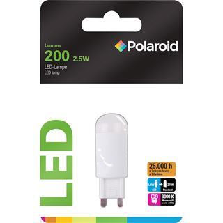 Polaroid LED Retrofit, Stiftsockellampe, G9, 2.5W (21W), 3000K