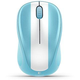 Logitech M235 Argentinien USB weiß/blau (kabellos)
