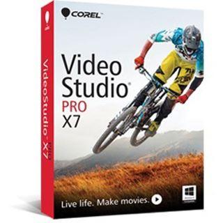 Corel VideoStudio Pro X7 32/64 Bit Multilingual nur Datenträger PC (DVD)