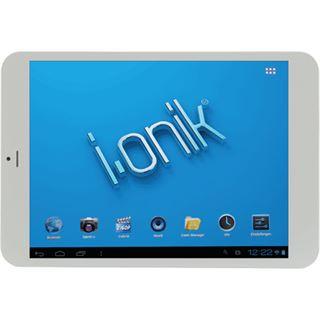 "7.85"" (19,94cm) i.onik TP7.85-1200QC-3G 3G/WiFi/UMTS/Bluetooth/GPS/HSDPA 16GB weiss/silber"