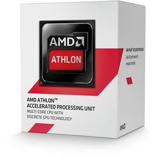 AMD Athlon 5350 4x 2.05GHz So.AM1 BOX