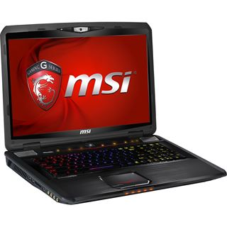 "Notebook 17.3"" (43,94cm) MSI GT70-2PD81B"