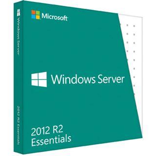 Microsoft WIN SVR Essentials 2012 R2 D AE